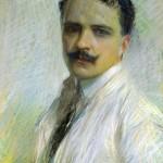 Autoritratto, 1909