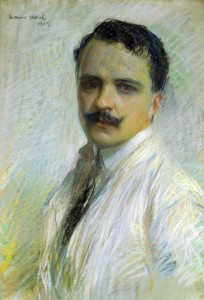Autoritratto, 1909 Self-portrait, 1909