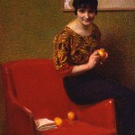 L'arancio, 1914. Roma, Galleria d'Arte Moderna