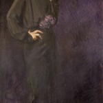 Ritratto dell'attrice Lyda Borelli, 1914 Portrait of the actress Lyda Borelli, 1914