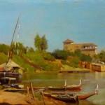 Paesaggio, 1892