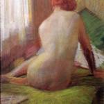 Nudo, 1908 ca.
