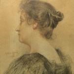Ritratto della madre, 1897