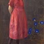 Ritratto di Leonora Mola, 1920