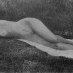 Studio di nudo, 1907 - If you want more information for free about this work, just e-mail us: arturonoci@gmail.com